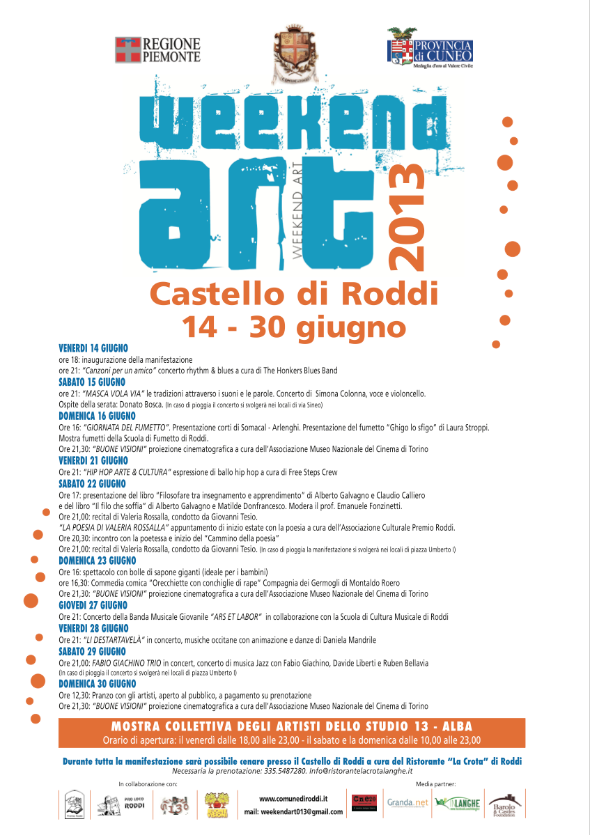 Week End Art